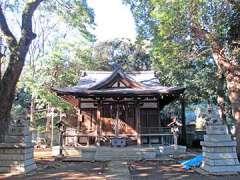 寺谷熊野神社