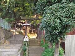朝陽山八幡宮