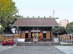 鶴見神社社殿