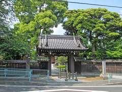 寶泉寺山門