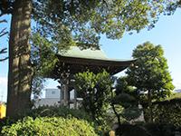 観音寺鐘楼