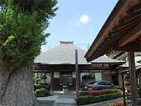 長王寺本堂