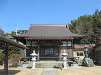 龍福寺本堂