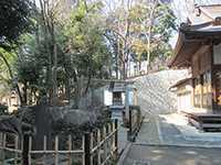 茅ヶ崎杉山神社境内社