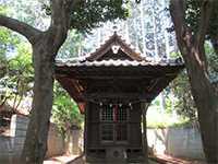 池辺八所神社