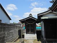 川向稲荷神社境内社