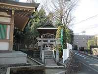 勝田杉山神社境内社