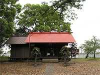 大熊杉山神社