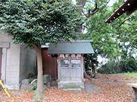 境内社稲荷・八坂神社
