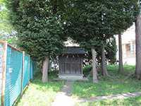 佐江戸山王神社