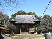 山田神社社殿